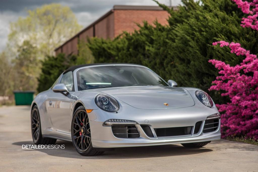 Atlanta Porsche Clear Bra DetailedDesignsAutoSpa
