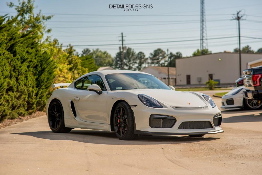 GT4 Porsche Clear Bra Atlanta