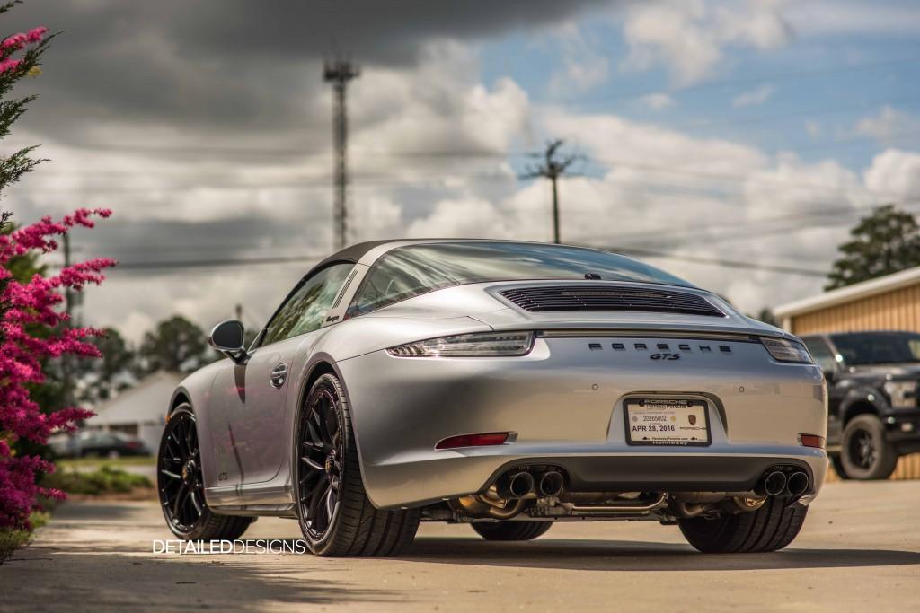 Porsche Atlanta DetailedDesignsAutoSpa