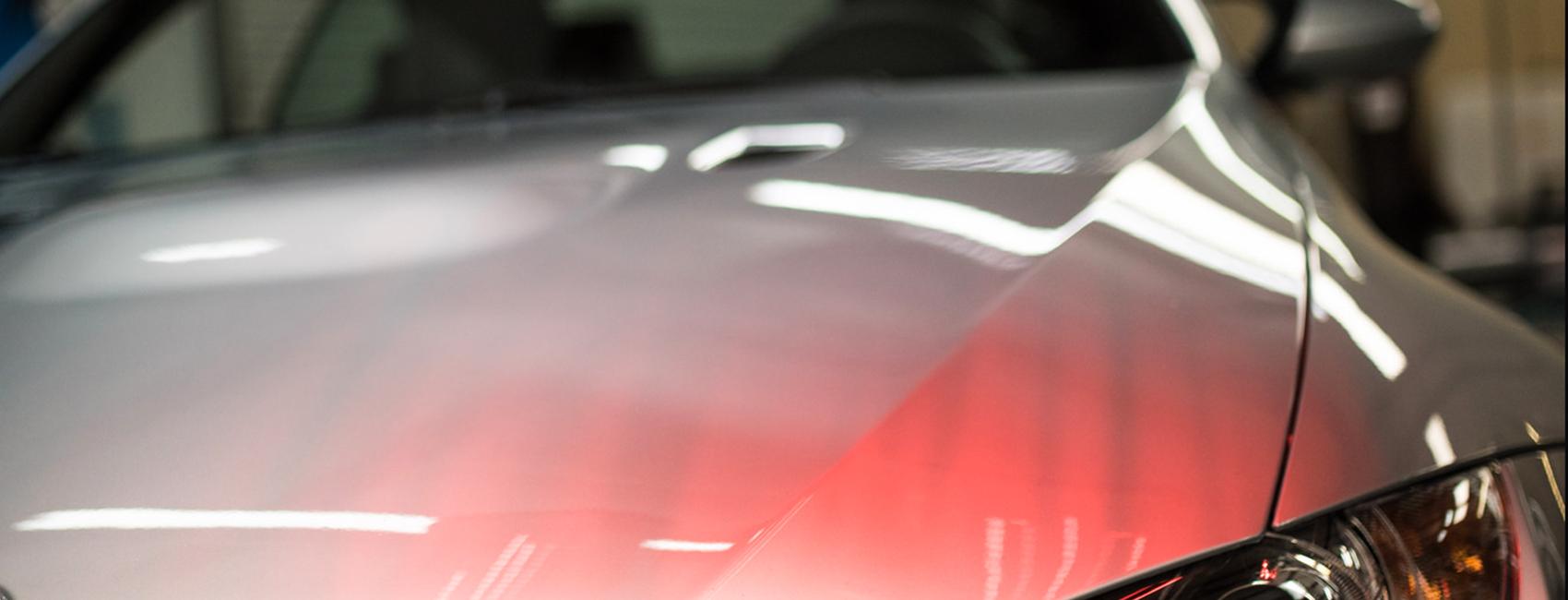 Detailed Designs Auto Spa Paint Correction slider