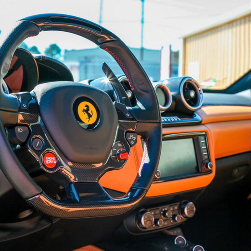 Ferrari Car Detailing Atlanta